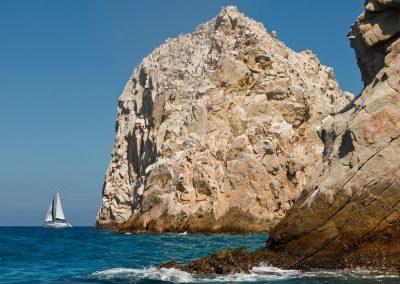 Cabo Sailboat