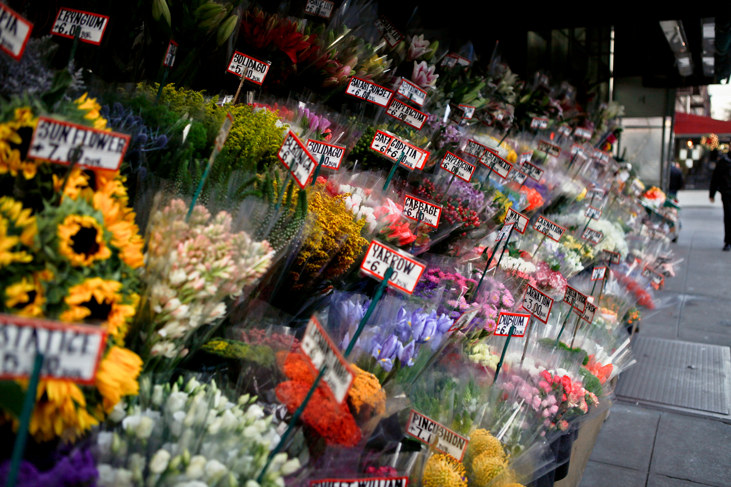 New York Flower Sales