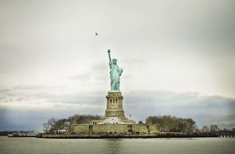 Statue of Liberty 2015