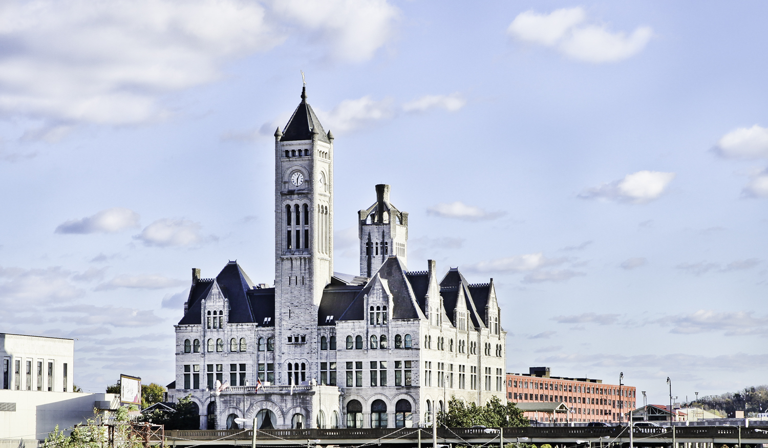 Nashville's Union Station 2013