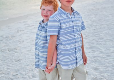 Children's Portrait Santa Rosa Beach